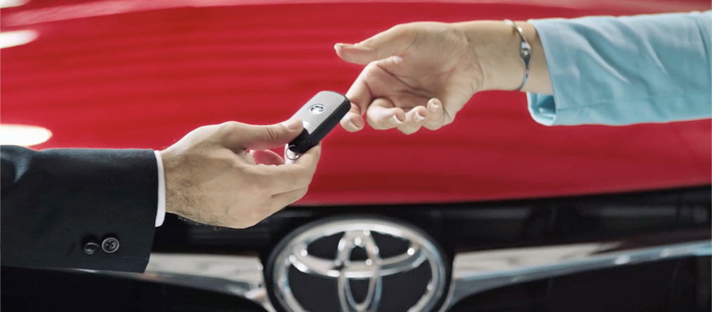 The Toyota Peace of Mind